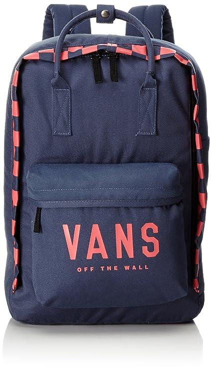 11572d7be0 Vans Icono Square Backpack Rucksack 42 cm 32 Litres - Crown Blue ...