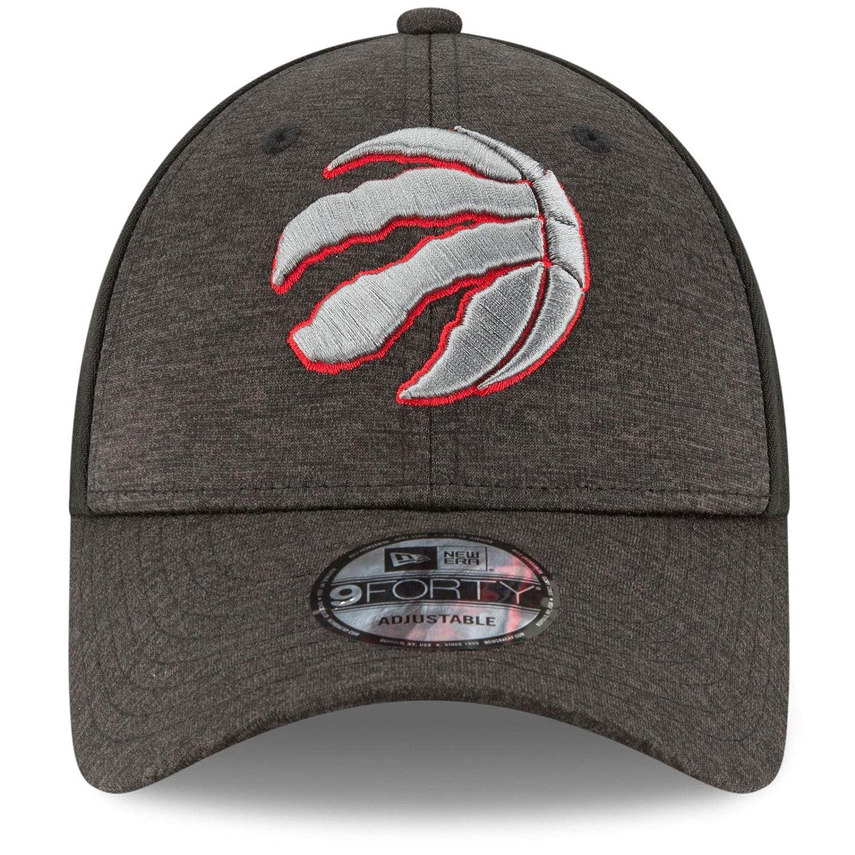 Size One Size Black Toronto Raptors Shaded Front 9FORTY Adjustable Hat