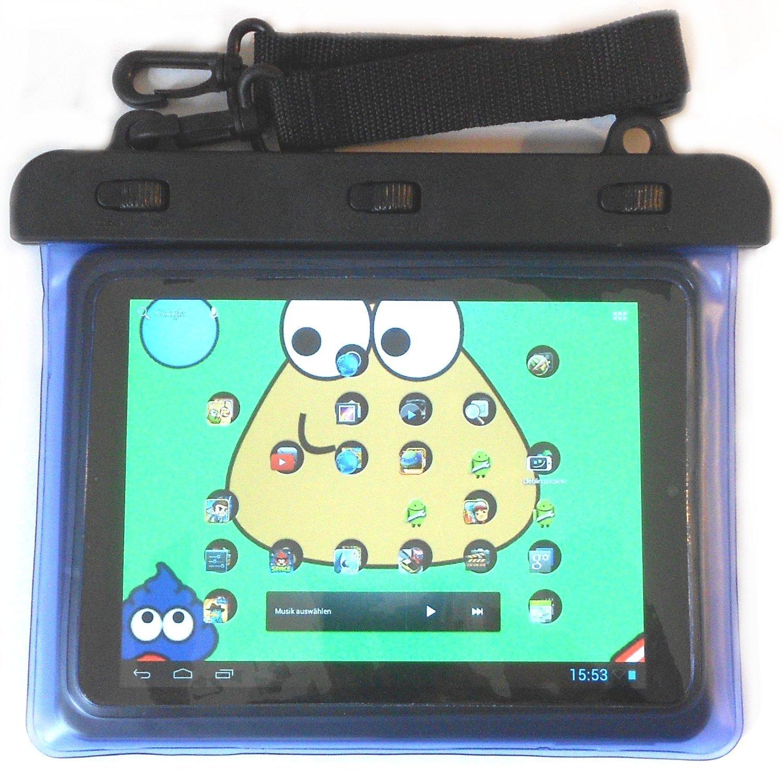 Wasserdichte Smartphone // Tablet Wasser Schutzh/ülle IPX 8 zertifiziert f/ür iPhone 5 5S 5C 6 6S 6 Plus 6S Plus und Android Handys Wasserfeste Taschen bis 5,7 8,0  oder 10,1  Zoll Display STONG