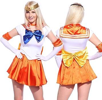 MABOOBIE - Disfraz para adulto, diseño de Sailor Moon: Amazon.es ...