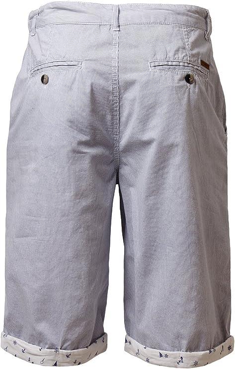 Mens Chino Shorts Summer Designer Cotton D Code 1G 2295 Casual Pin Stripe
