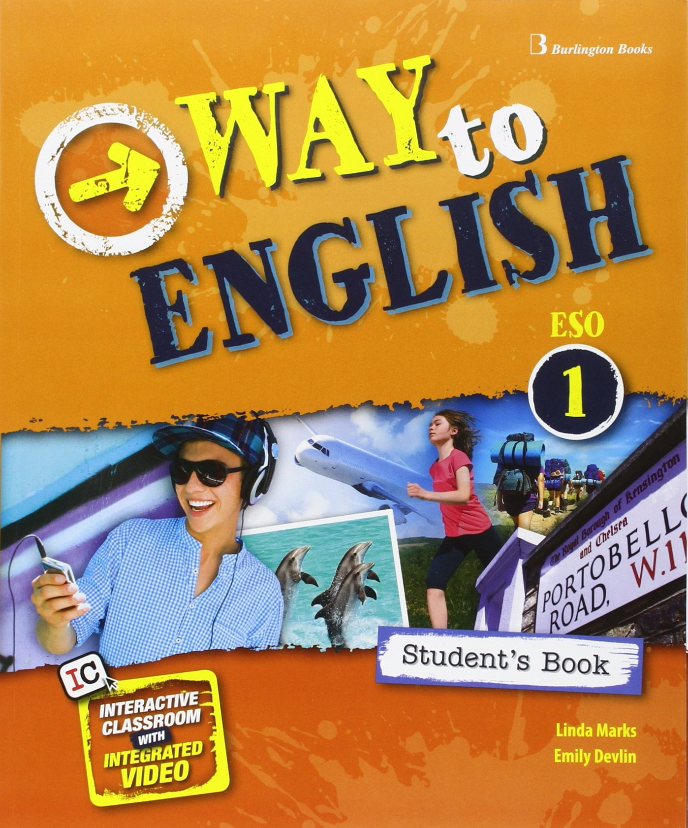16 way to english 1 eso students book: Amazon.es: Vv.Aa: Libros