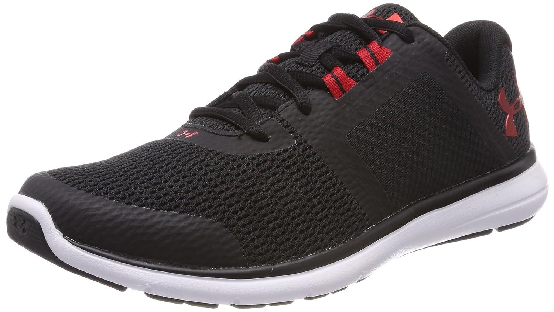 最も  Under Armour US Mens fuse fst 10 Low Top Lace Up Top Running Sneaker B0777SG9CJ ブラック/ホワイト/レッド 10 D(M) US 10 D(M) US|ブラック/ホワイト/レッド, 松山町:b8056e10 --- svecha37.ru