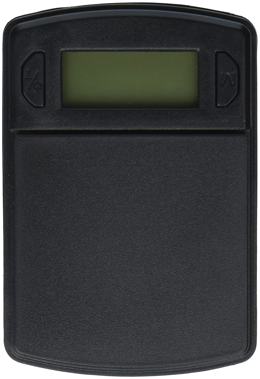 Fast Weigh MS-600-BLK Digital Pocket Scale 600 Gram 0.1 Black American Weigh