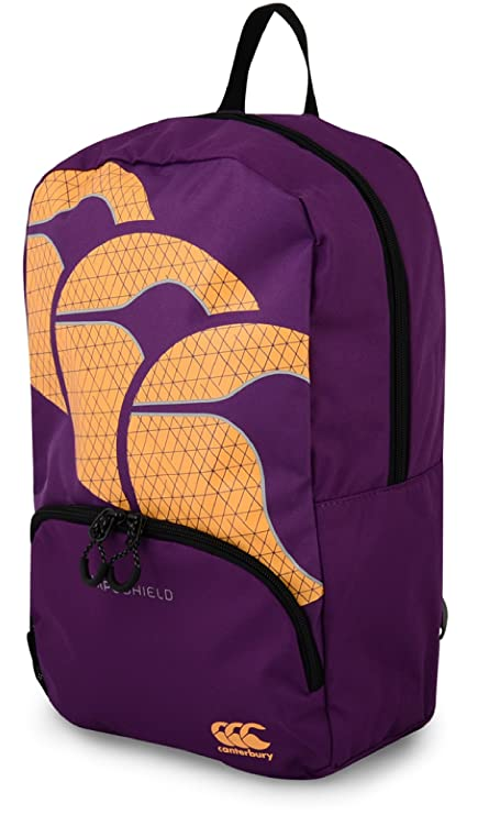 Canterbury Mochila para la Vuelta al Cole, Infantil, Back To School, Purple Magic/Orange Pop/Purple Hebe: Amazon.es: Deportes y aire libre