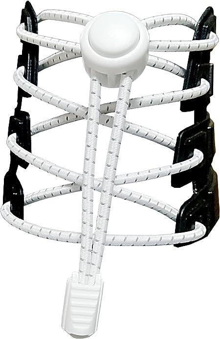 Canwn [3 Pares] Cordones Elásticos para Zapatillas, Reflectante ...
