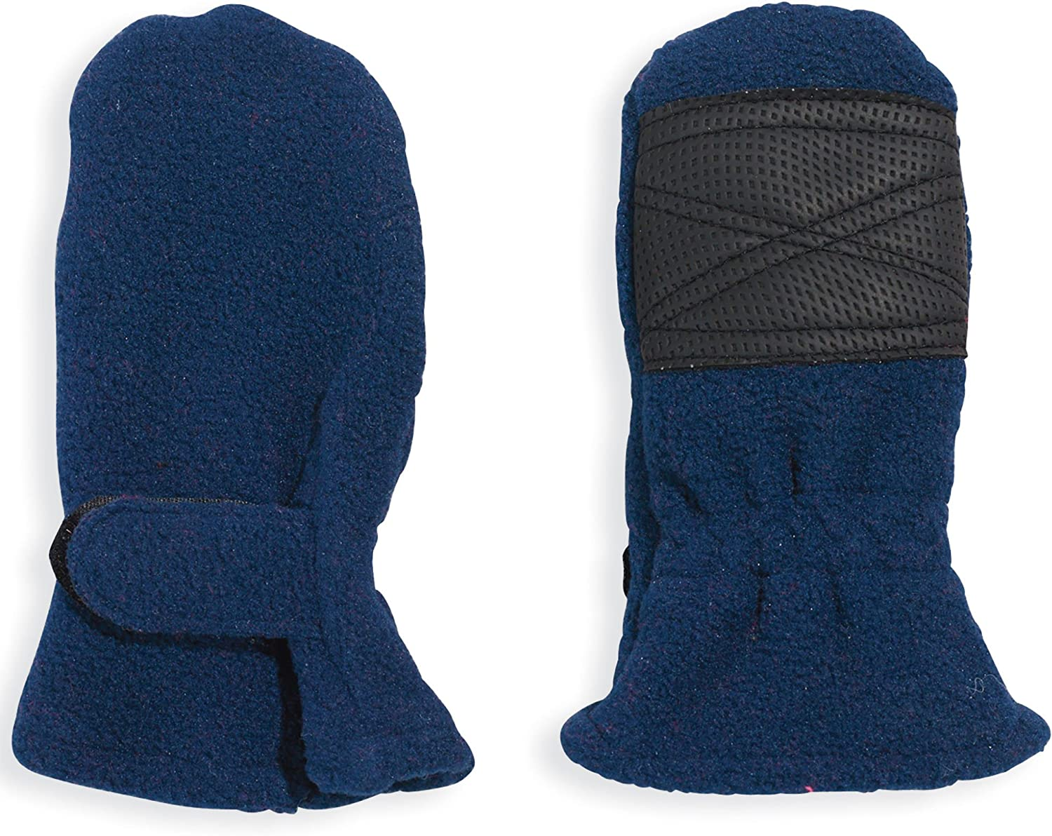Cozy Cub Baby Thumbless Polar Fleece Mittens Ages 0-12 Months