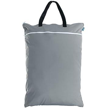 Amazon.com: teamoy Viaje Hanging Wet Dry bolsa para pañales ...