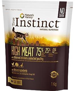 True Instinct pienso para Gatos High Meat Pollo