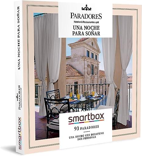 SMARTBOX - Caja Regalo - Paradores: Una Noche para soñar - Idea de ...