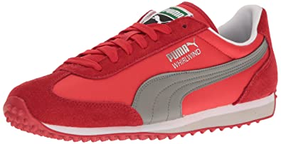 online store 81413 94c70 PUMA Men s Whirlwind Classic Fashion Sneaker, Barbados Cherry Quiet Shade,  ...