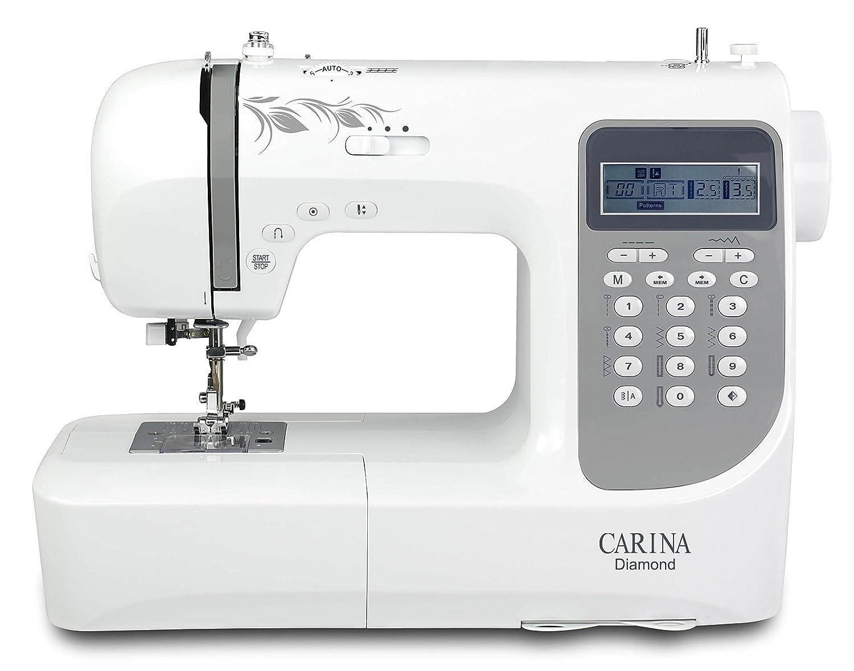 Carina Diamond Nähmaschine: Amazon.de: Küche & Haushalt