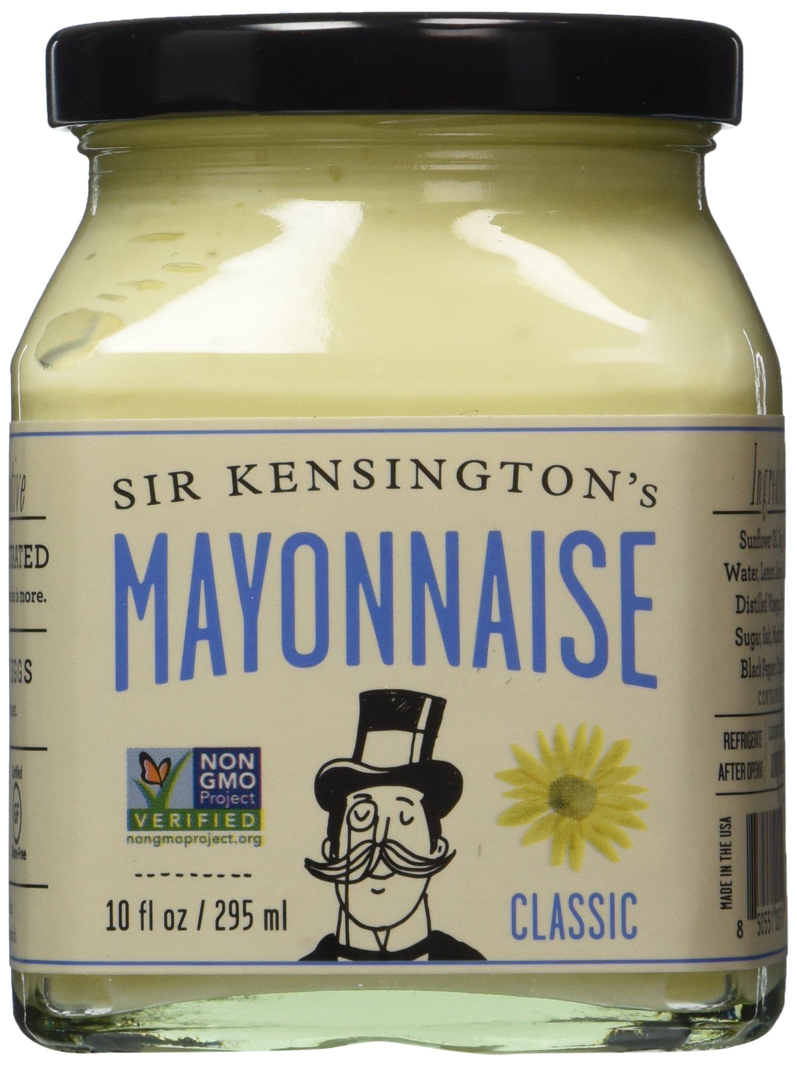 Sir Kensington's Classic Mayonnaise, 10 oz