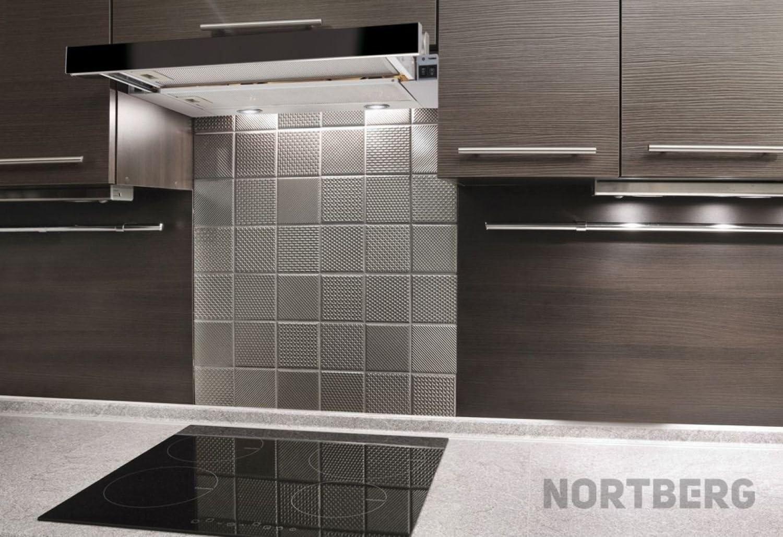 Nort Berg AMADIS Campana extractora, fregadero, 50 cm, Negro: Amazon.es: Grandes electrodomésticos