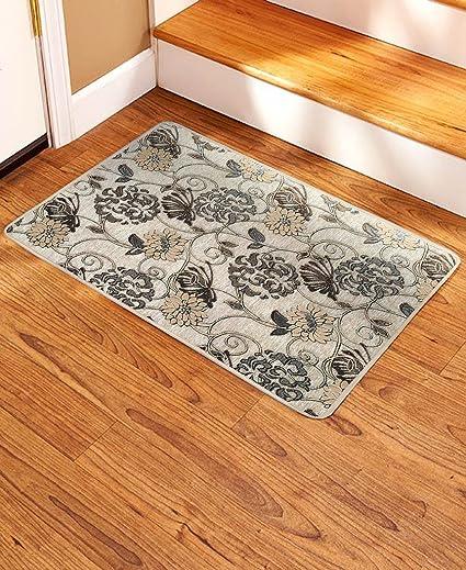 Soloom Non Slip Stair Treads Carpet Landing Mat(2u0027x3u0027) Blended Jacquard