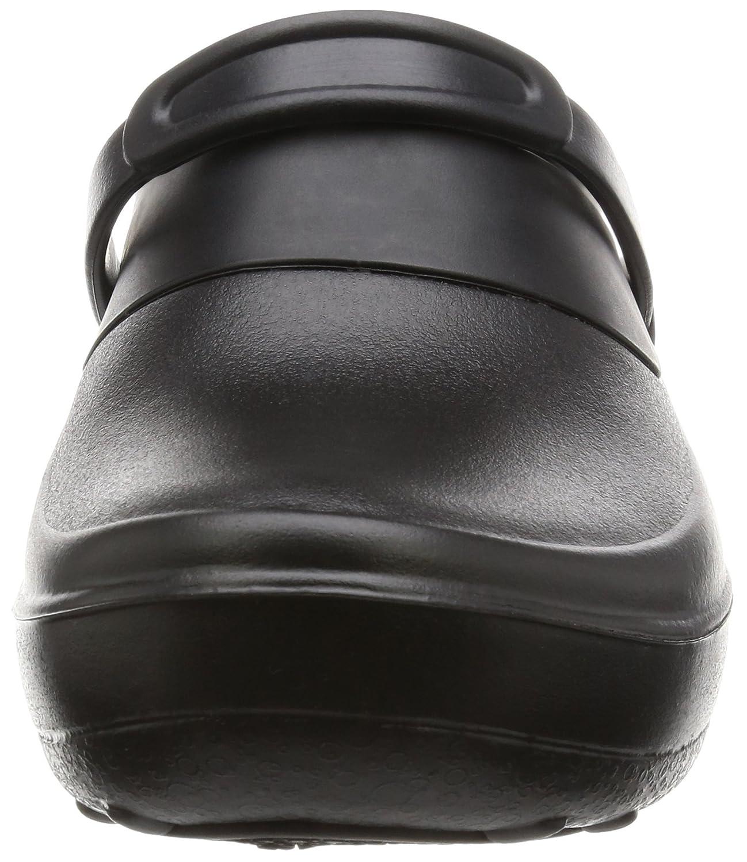 Crocs Mercy Work Black//Black Noir 33//34 EU Sabots Femme