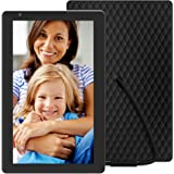 NIXPLAY Seed Digital Photo Frame WiFi 10 inch Widescreen W10B. Show Pictures on Your Frame Via Mobile App or Email. Smart Electronic Frame with Motion Sensor. Remote Control Included