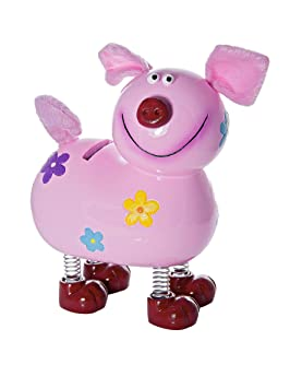 Mousehouse Gifts Hucha de Cerdo Rosa Lindo Estilo Animal ...