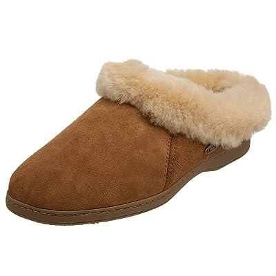 Amazon.com | ACORN Women's Ewe Collar Slipper | Slippers