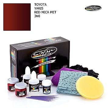 Amazonfr Toyota Yaris Couleur N Lecteur Système Touch Up Peinture