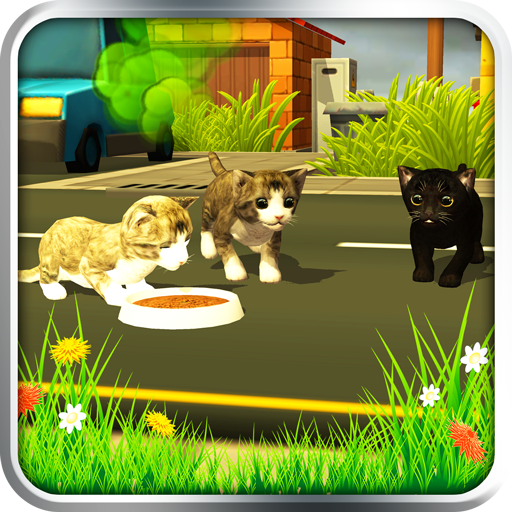 Ultimate Cat Simulator - Kitten Pet World Games For kids]()