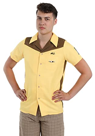 Amazon.com  Fun Costumes The Big Lebowski Medina Sod Bowling Shirt  Clothing 11d379342