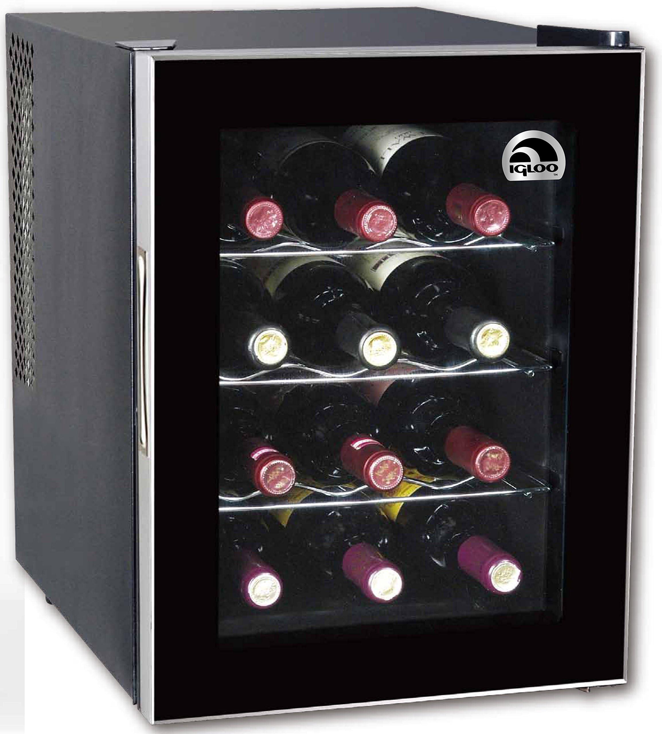 12 Bottle Wine Fridge  sc 1 st  Amazon.com & Small Wine Cellars   Amazon.com