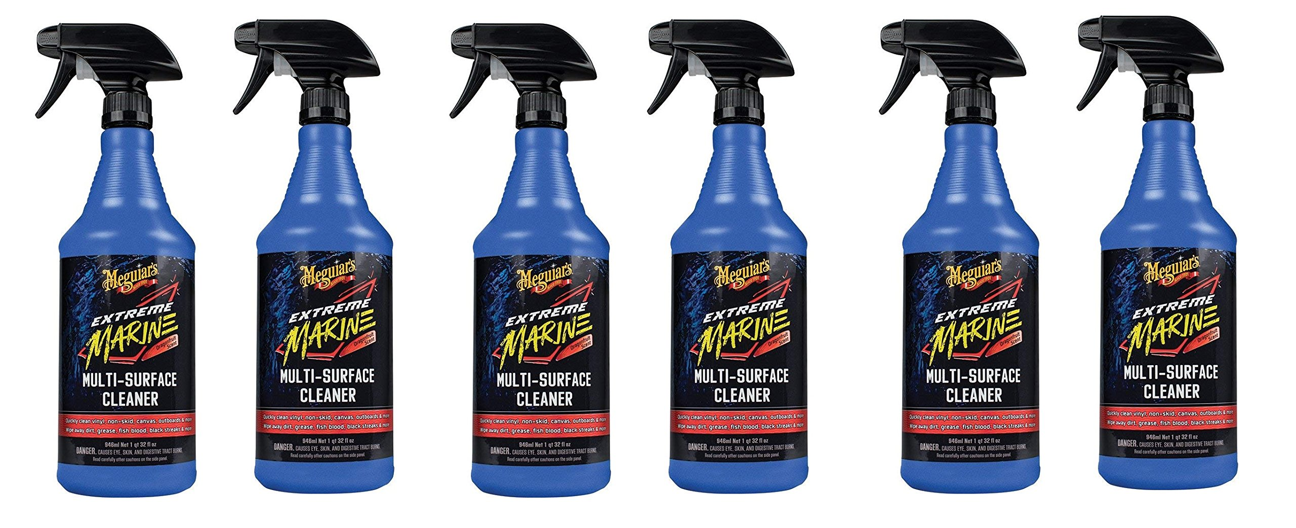 Meguiar's ® M180332 Multi-Surface Cleaner, 32 fl. oz (6)