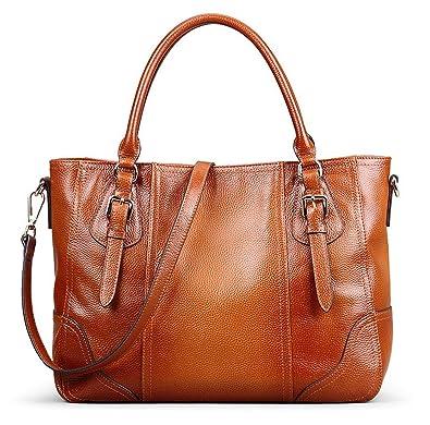20b81bc5ba69 Greeniris sac main bandouliere femme sac à main vintage sac à main en cuir  Marron