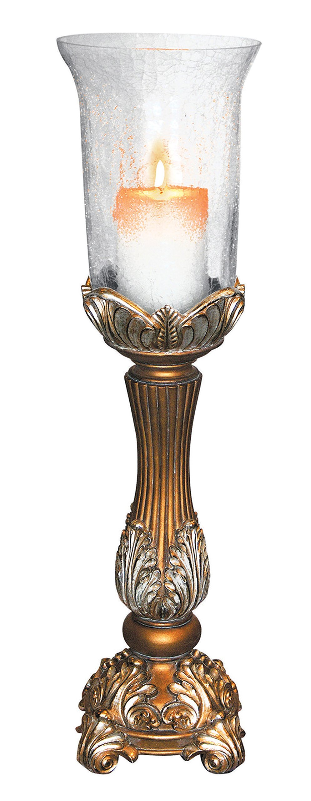 OK Lighting OK-2948 23.5'' H Royal Victorian Candlestick