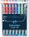 Schneider Slider XB Kugelschreiber 8er Etui