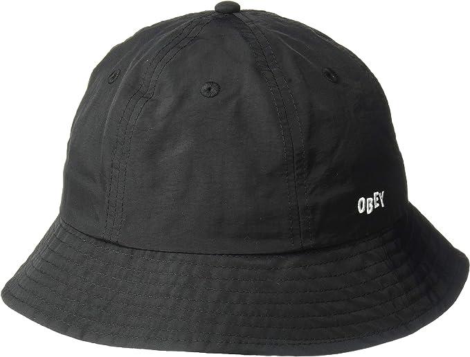 Obey Hombre 100520019 Sombrero Tipo Pescador - Negro - Talla única ...