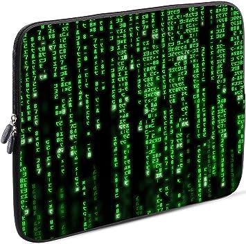 Sidorenko 17-17,3 Pulgada Funda para Laptop | Caja del Cuaderno Neopreno | Caja del Ordenador portátil Cremallera Duradera Protección de 3 Capas, ...
