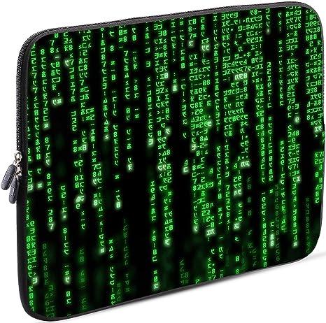 Sidorenko 15-15,6 Pulgada Funda para Laptop | Caja del Cuaderno Neopreno |
