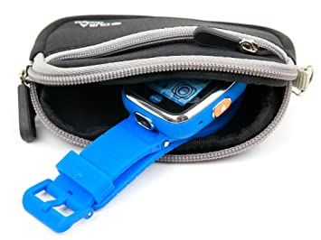 Funda/Bolsa compatible con VTech Kidizoom Smartwatch 2/Connect DX ...