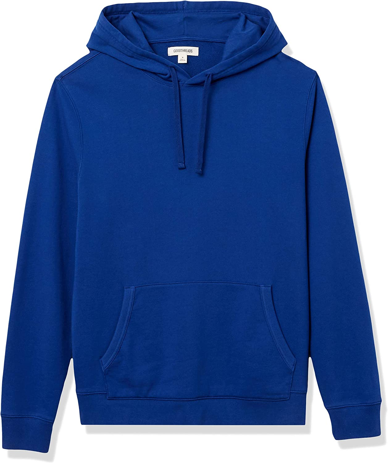 Brand Goodthreads Mens Lightweight French Terry Pullover Hoodie Sweatshirt