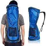Waterproof Hover Board Bag Backpack for Smart Self Balancing Scooter Drifting Board,Mesh Pocket - Adjustable Shoulder Straps