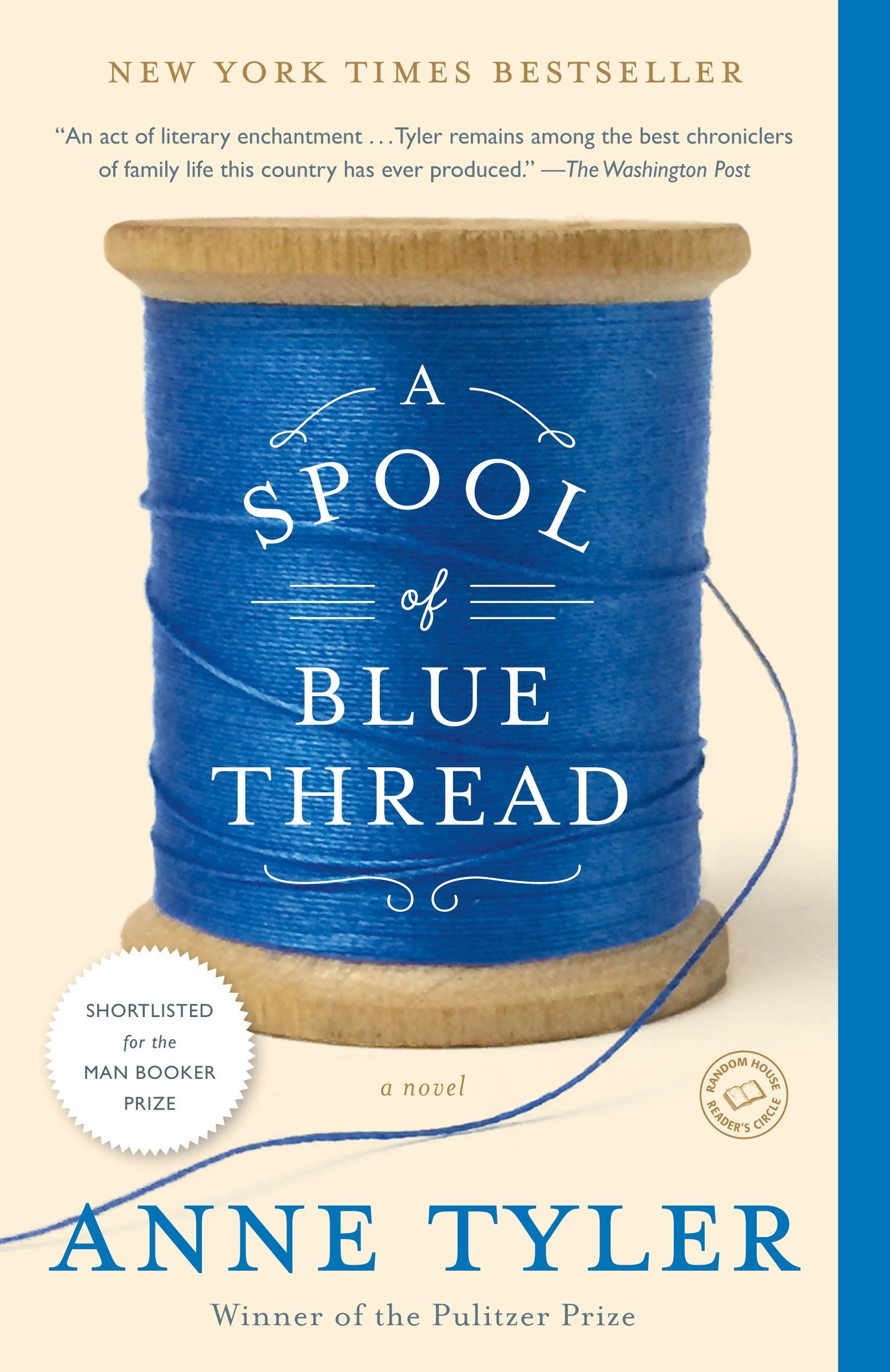 Read Online A Spool of Blue Thread: A Novel ebook