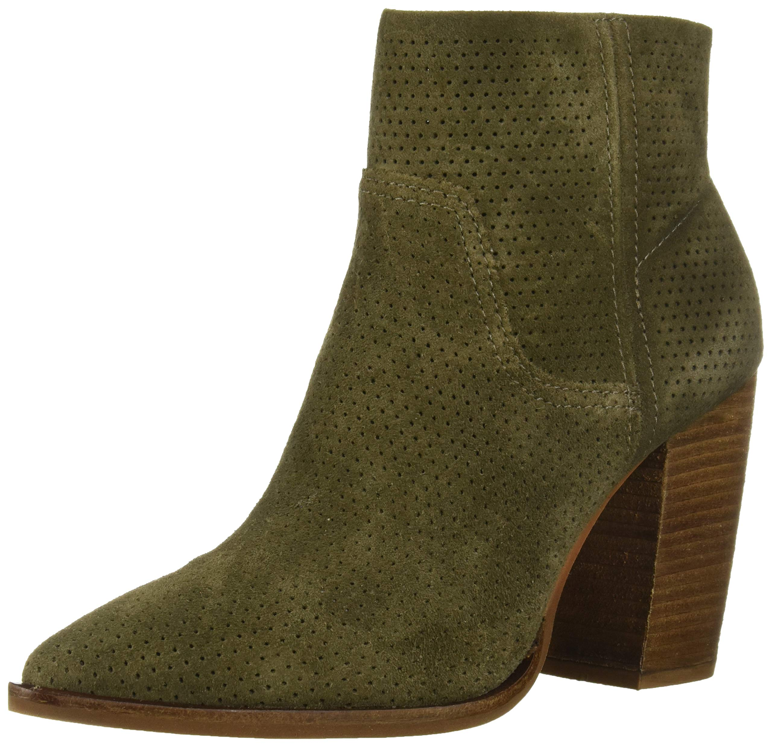 Vince Camuto Women's CAVA Ankle Boot, Dark Green 01, 6 Medium US by Vince Camuto