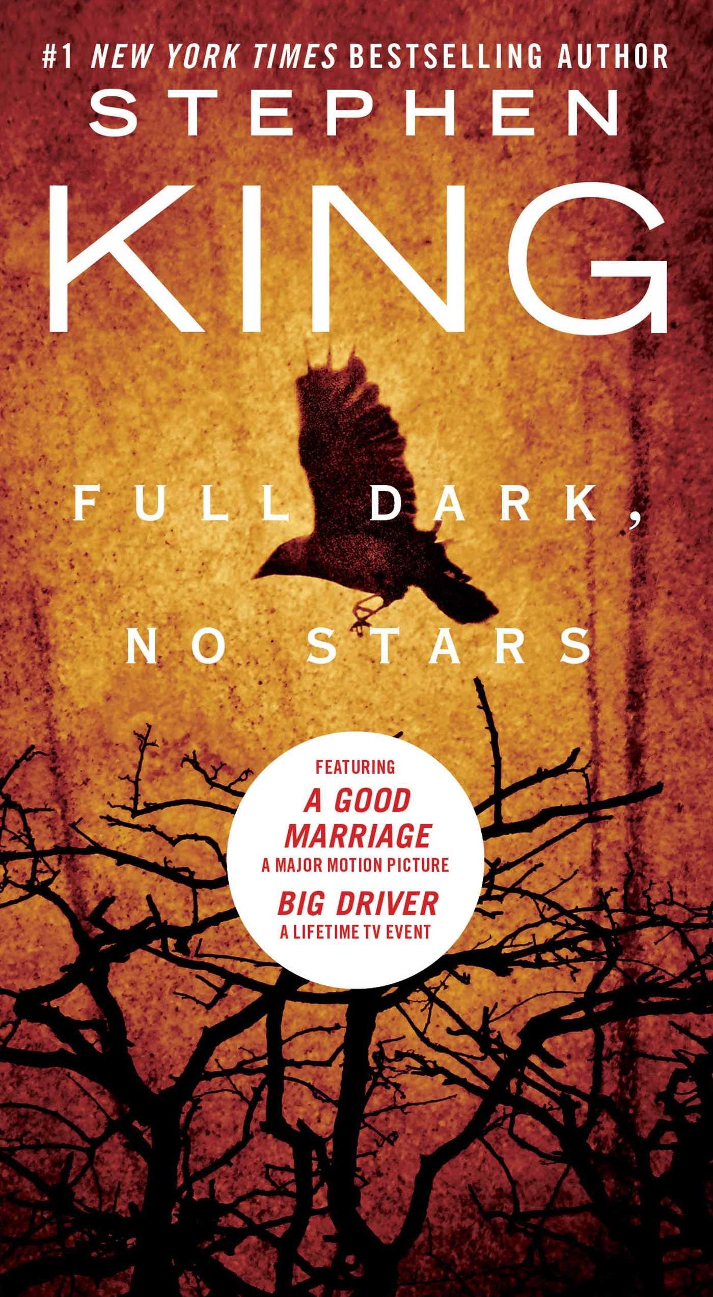 Full Dark No Stars Stories Stephen King 9781439192603 Amazon Books