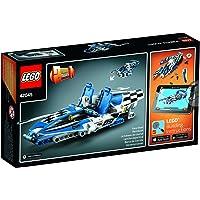 Lego 42045 - Technic - Jeu de construction - L'hydravion de Course