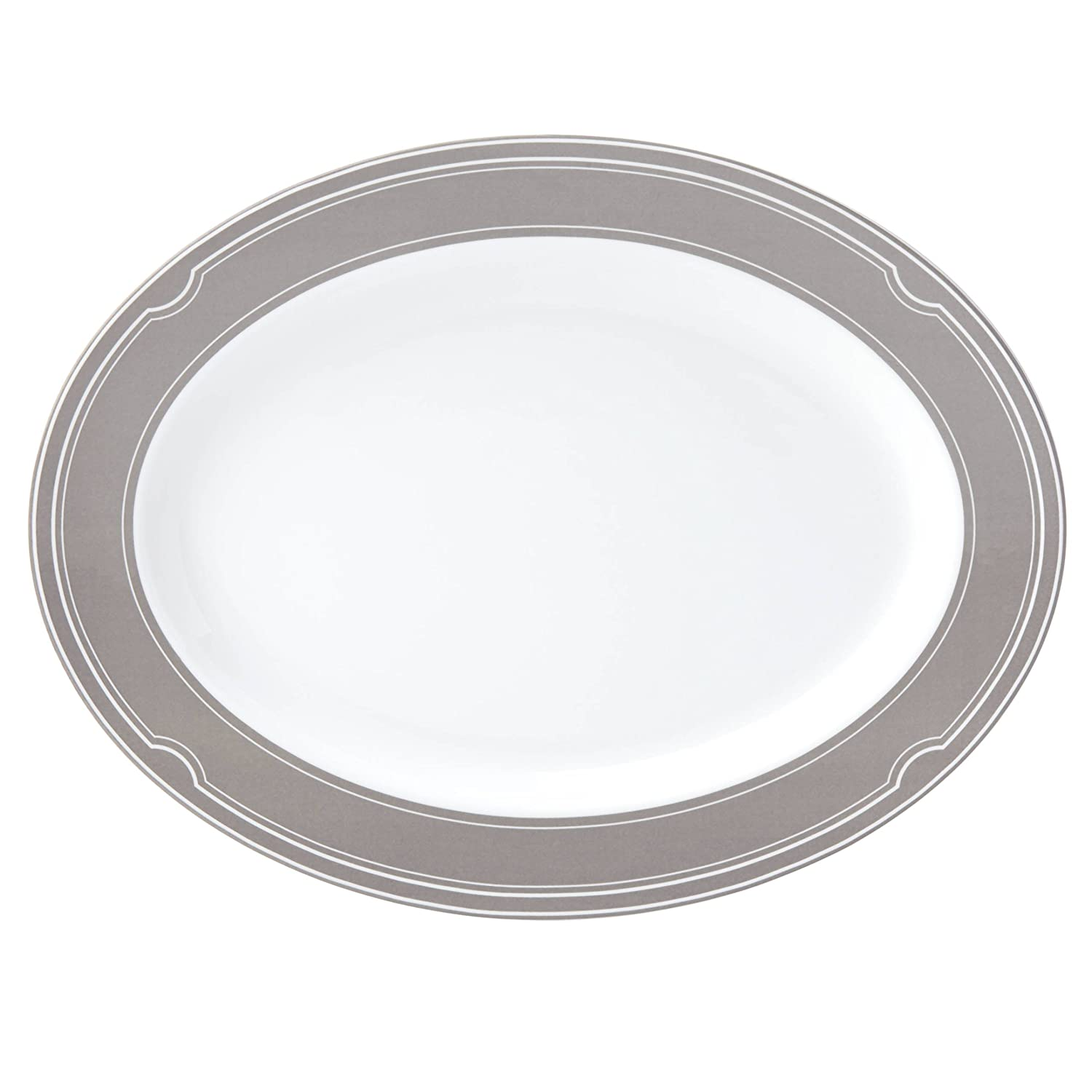 Lenox Neutral Party Knot Dinner Plate 867855