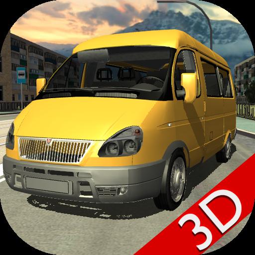 Minibus Simulator 3D (Gas Games)
