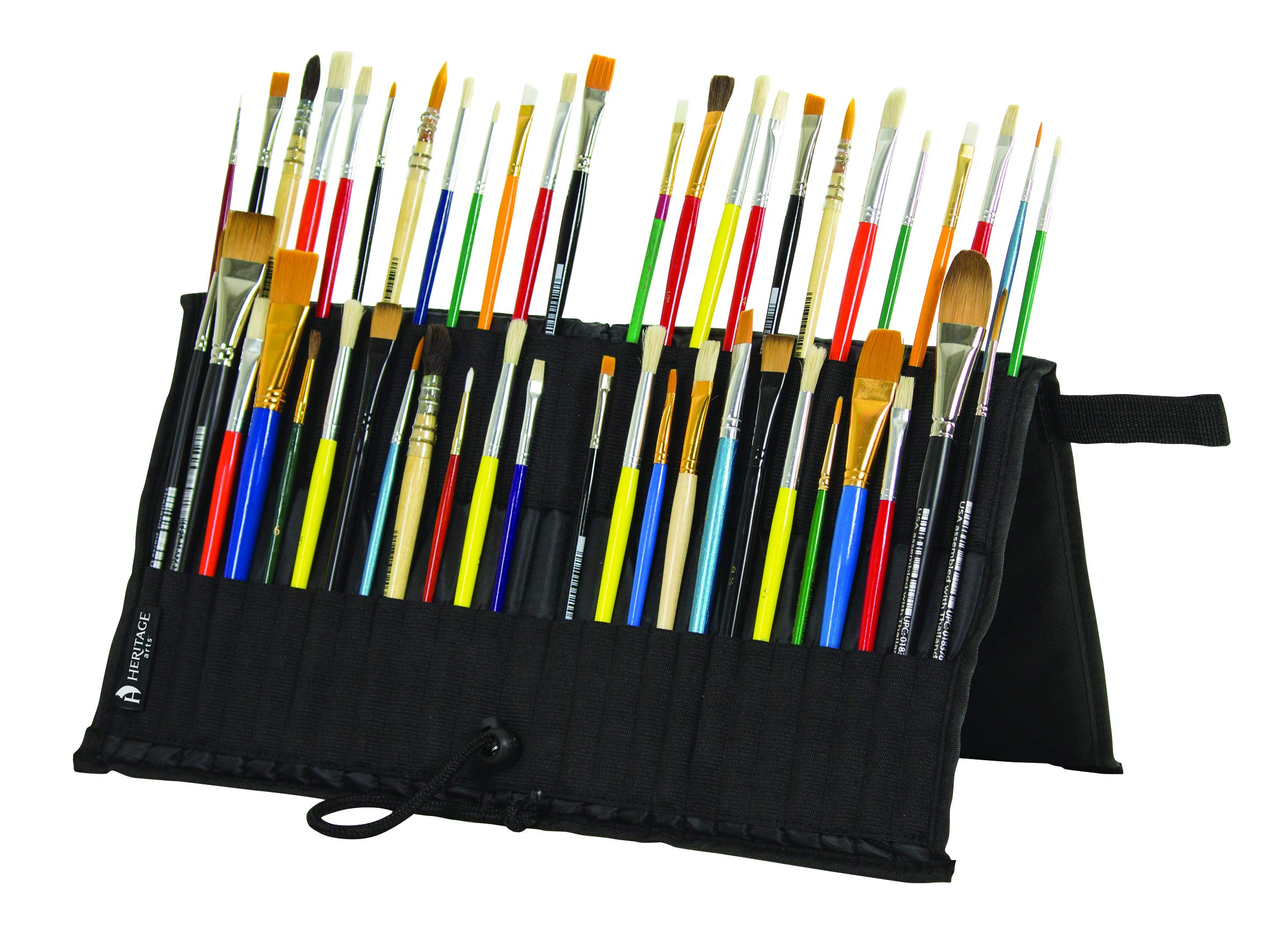 Heritage Arts PE48 Easy Pack & Go Pencil and Brush Holder