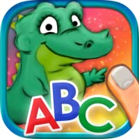 Alphabet Party: An Interactive Book for Kids