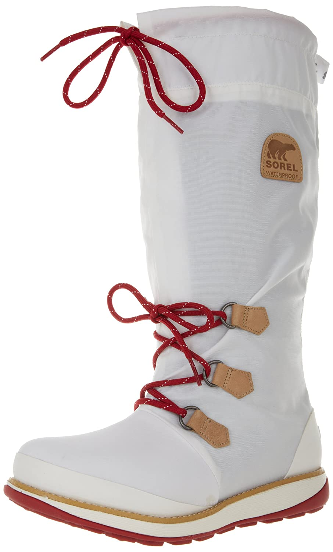 Sorel Damen Retro Winterstiefel NL1708-100 SOREL 88 Weiß Weiß