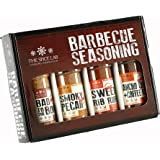 The Spice Lab BBQ Barbecue Spices and Seasonings Set - Ultimate Grilling Accessories Set - Perfect Gift Kit for Barbecues, Gr
