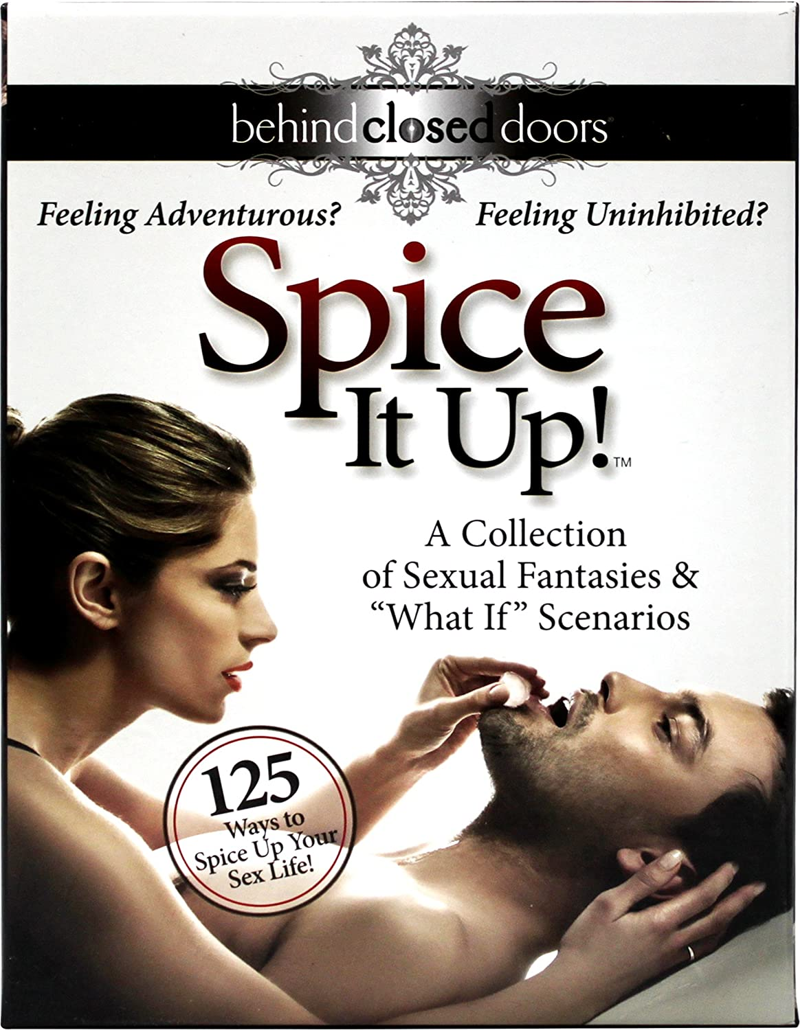 Spice up sex with fantasies of other women