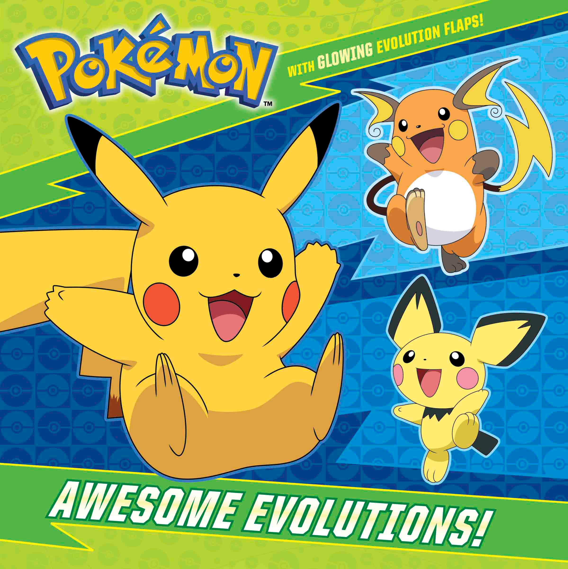 Awesome Evolutions! (Pokémon) (Pictureback(R)): Nestor, C. J., Random  House: 9781984848307: Amazon.com: Books