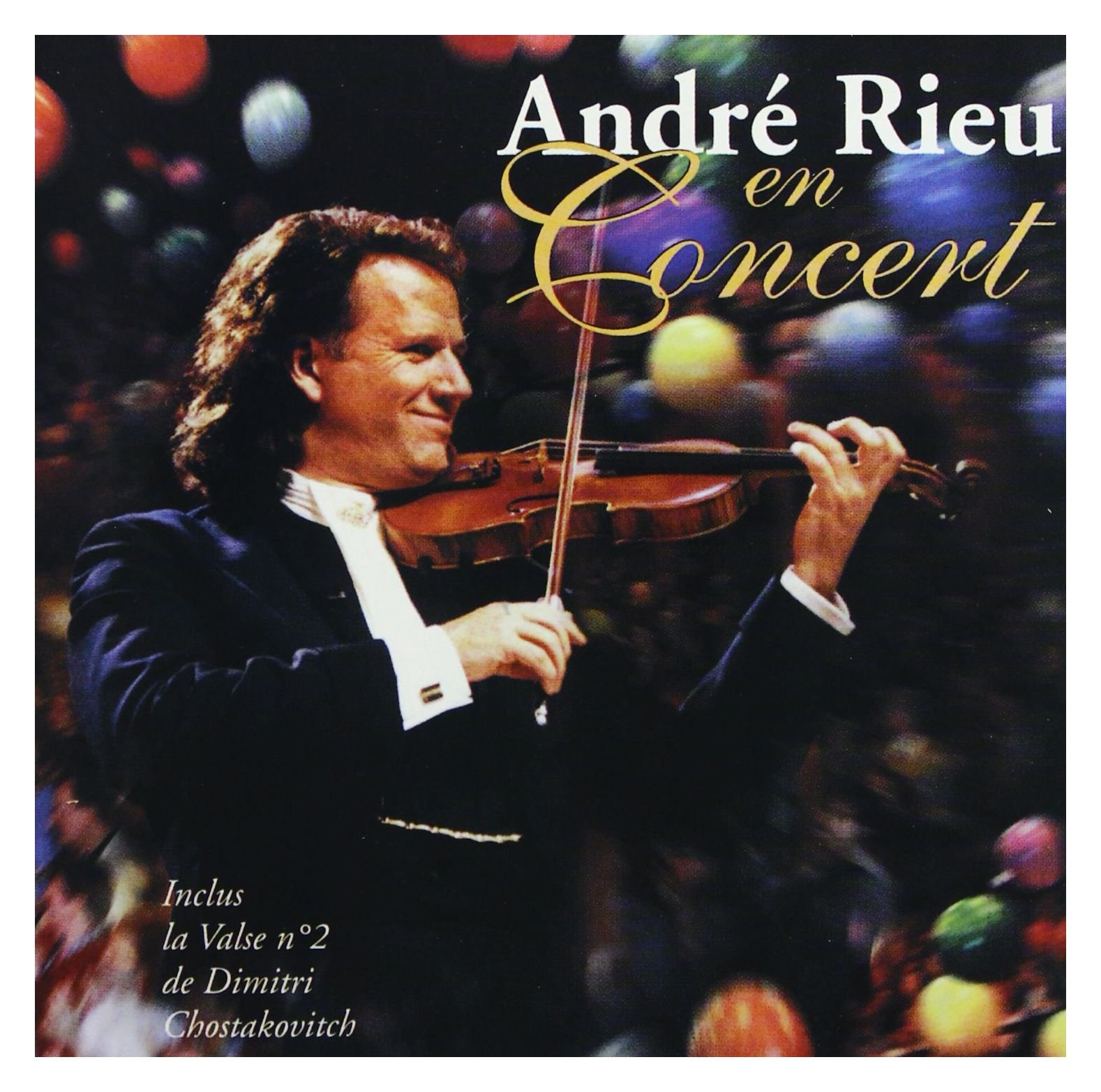 CD : Andre Rieu - In Concert (CD)